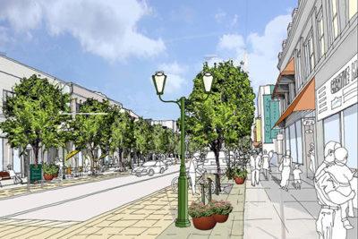 link to Kernersville Development Plan