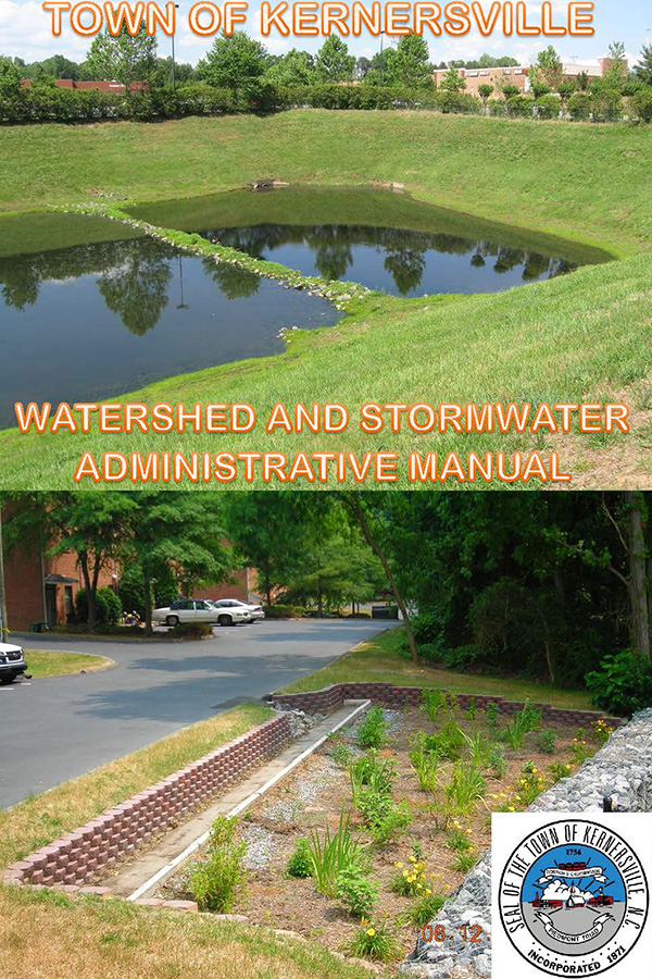 Watershed and Stormwater Administrative Manual