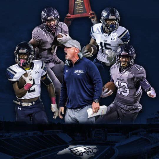 East Forsyth High School Football Champions Parade – Town of